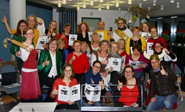 Chor Injoy Wertschaetzer1 - Die Wertschätzer des Obermain Tagblattes